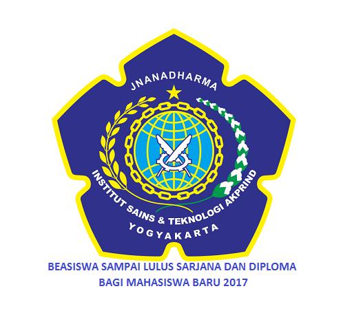 Beasiswa Mahasiswa Baru (MABA) sampai Lulus Sarjana (S-1) dan Diploma (D-3) di IST AKPRIND
