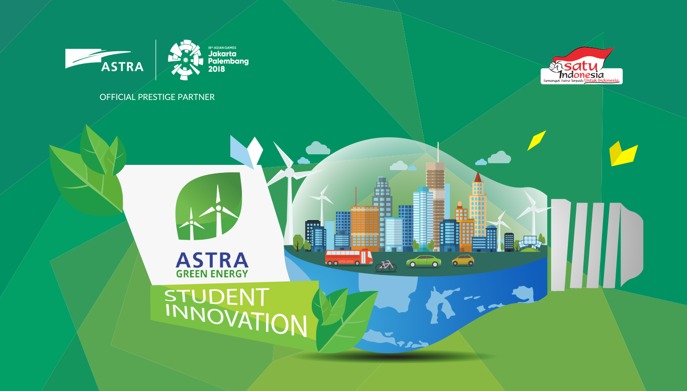 LOMBA: Astra Green Energy Inovation (Deadline 30 Juni 2018)