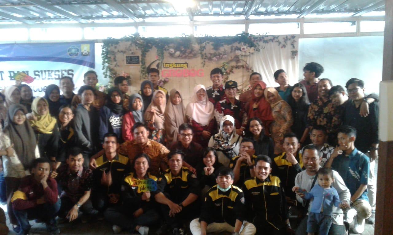 Syukuran Pelepasan Calon Wisudawan/Wisudawati Teknik Kimia Periode September 2018