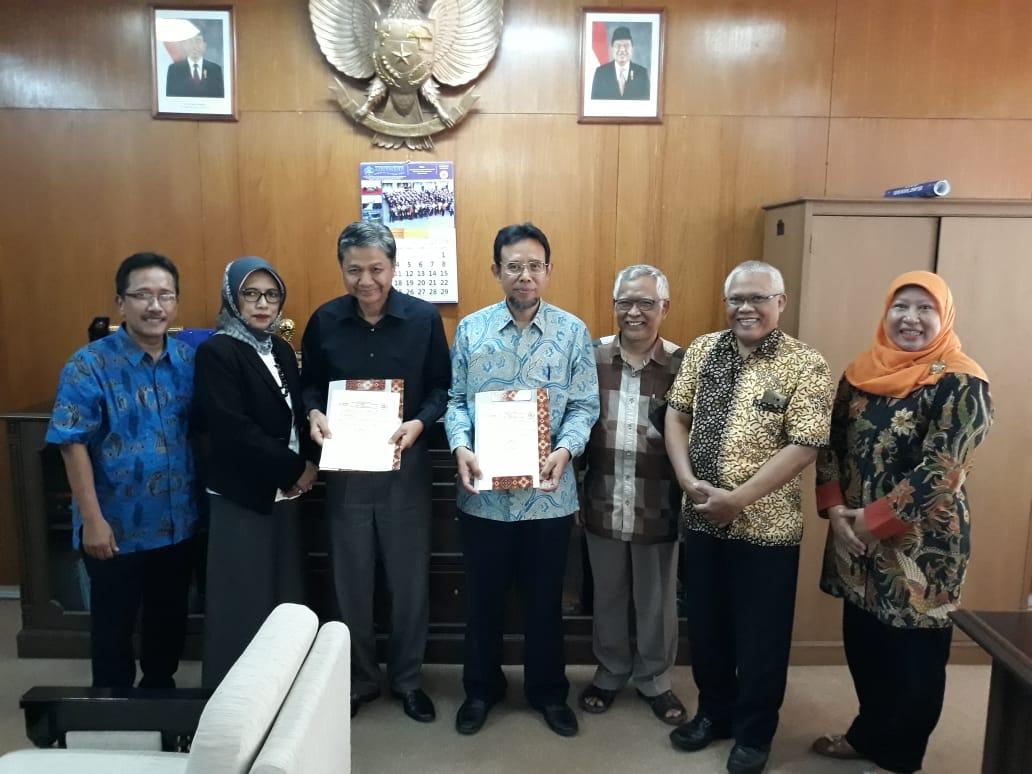 IST AKPRIND Yogyakarta Jalin Kerjasama dengan Lembaga Sertifikasi Profesi (LSP) K3 OSHE