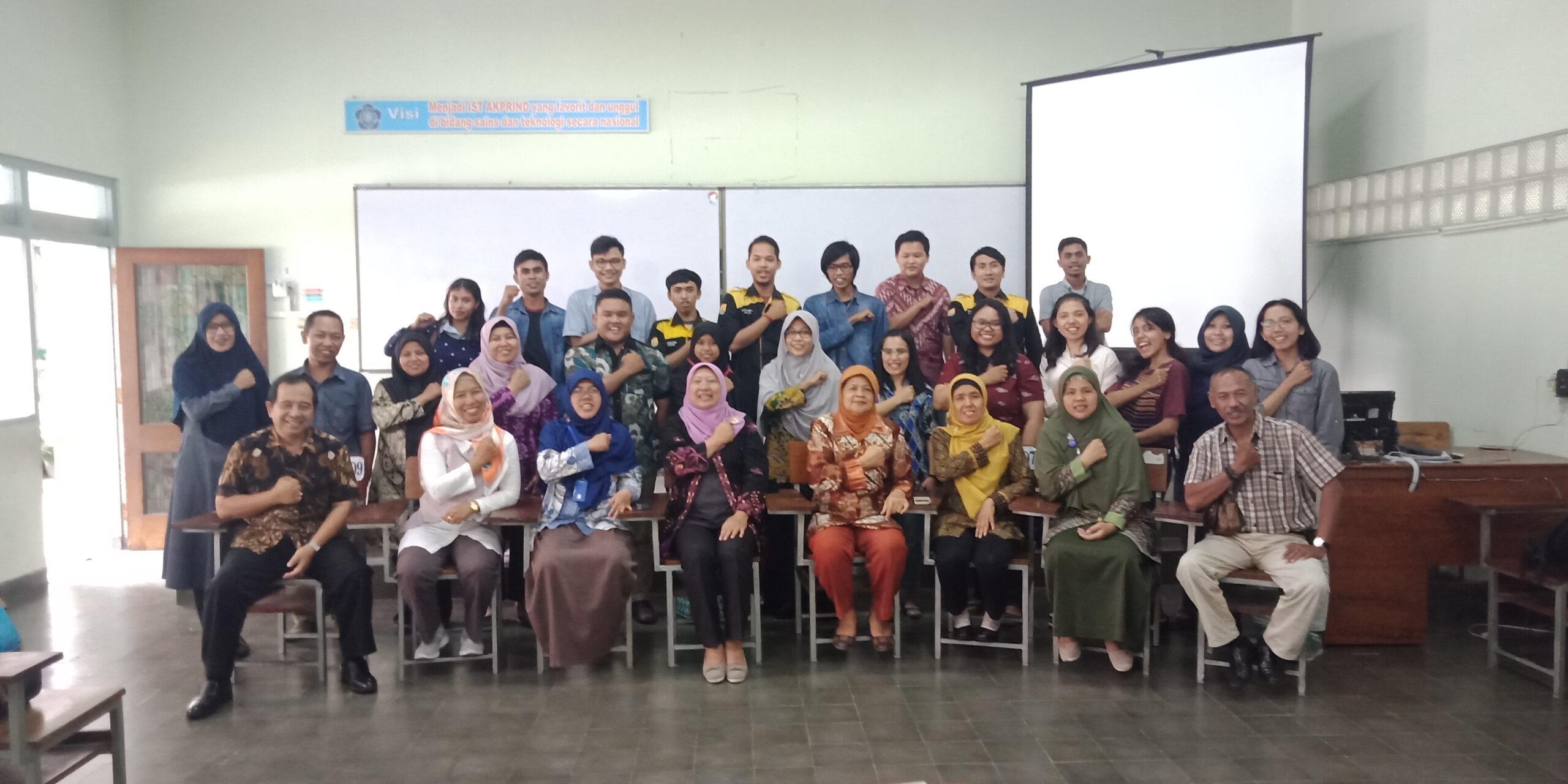 Syukuran Pelepasan Calon Wisudawan/Wisudawati Teknik Kimia Periode Januari 2019