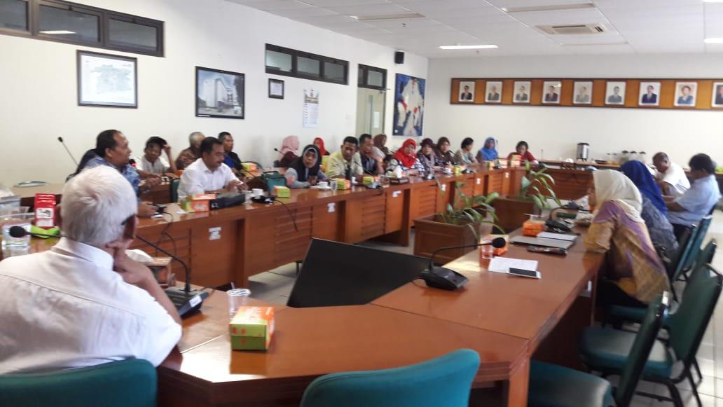 Diskusi Kerjasama Budidaya Organik Bersama Komunitas 3GO dan Dosen UGM