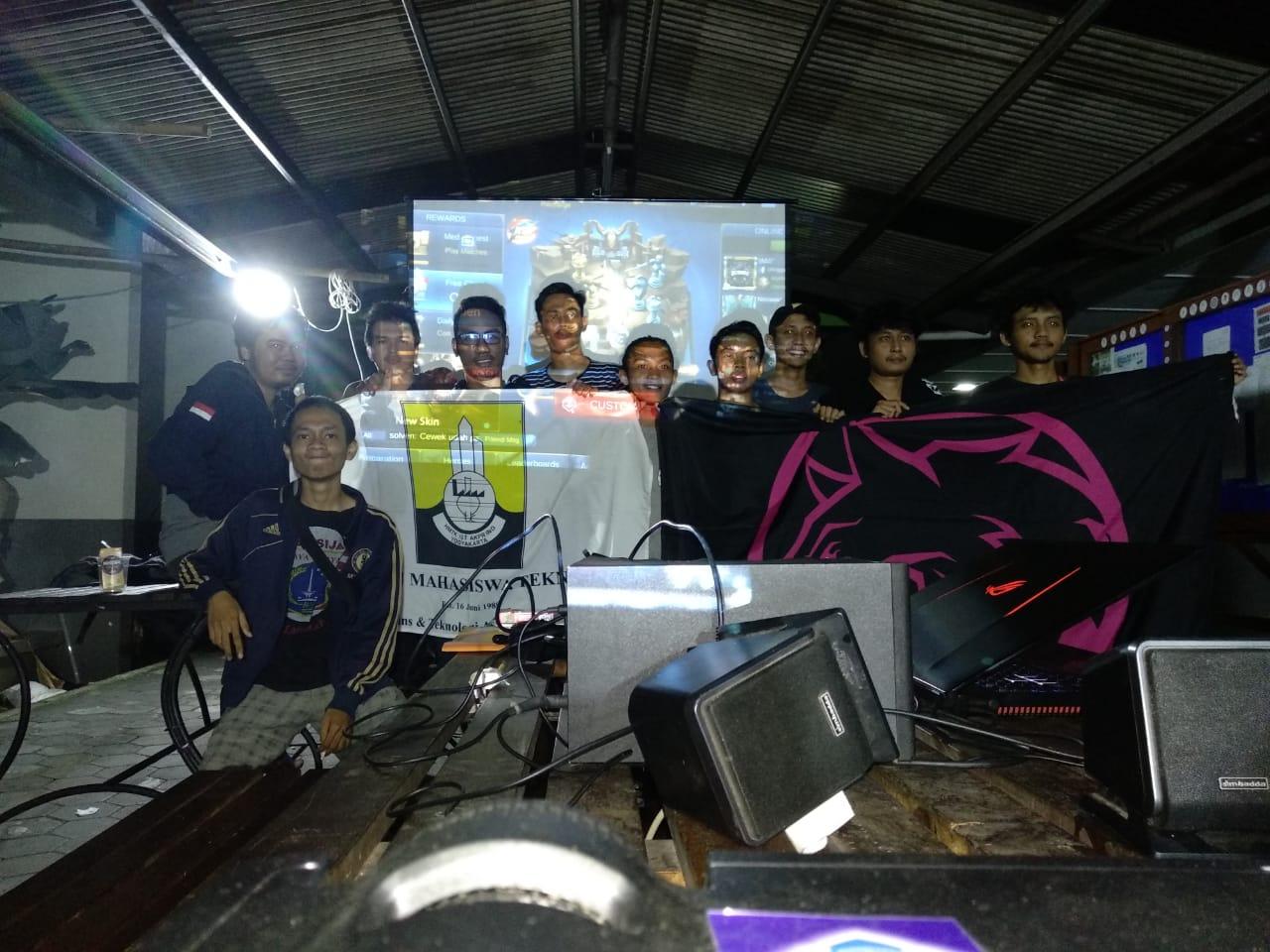 HMTK Juarai Cabor Bulutangkis dan E-Sport dalam PORISTA 2019