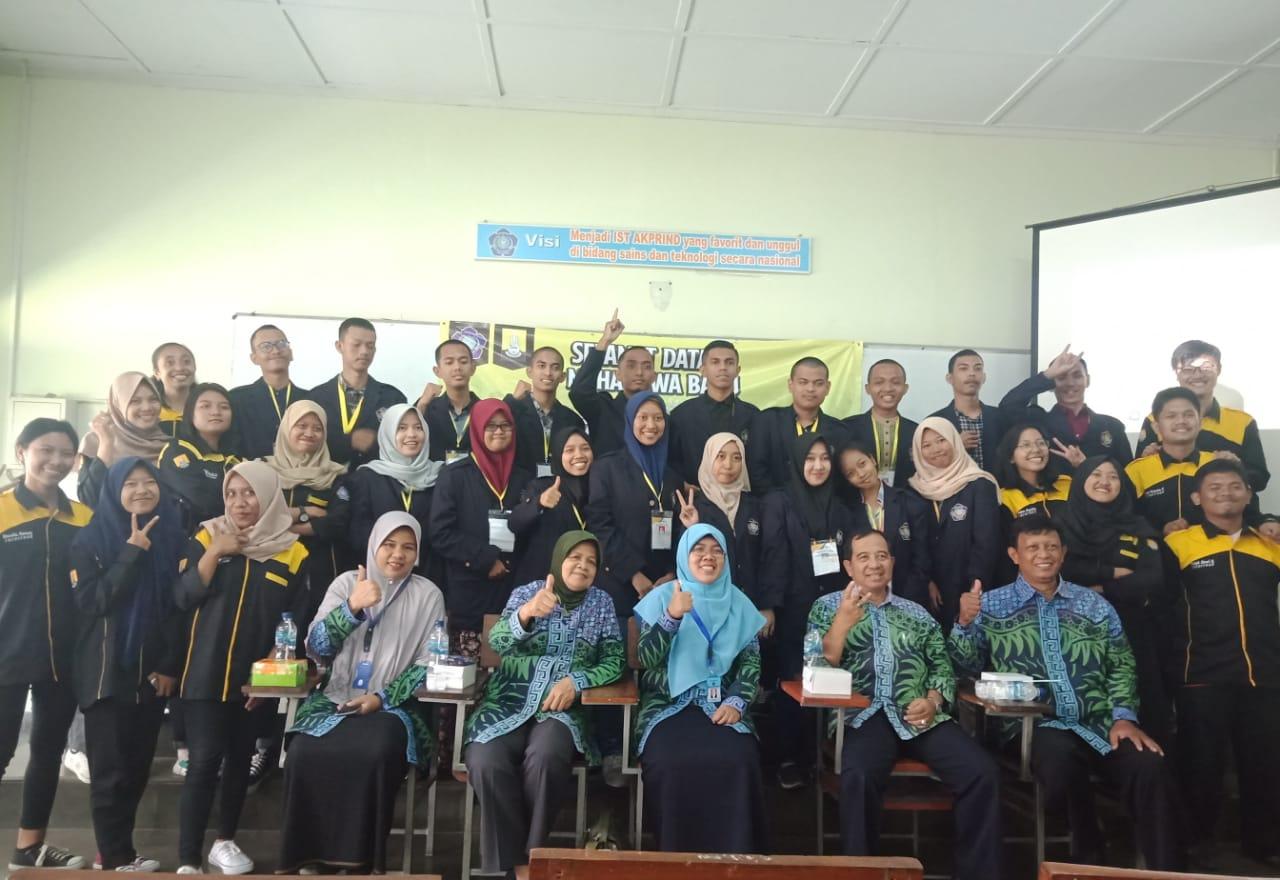 Selamat Datang Mahasiswa Baru Teknik Kimia 2019 di Kampus IST AKPRIND Yogyakarta