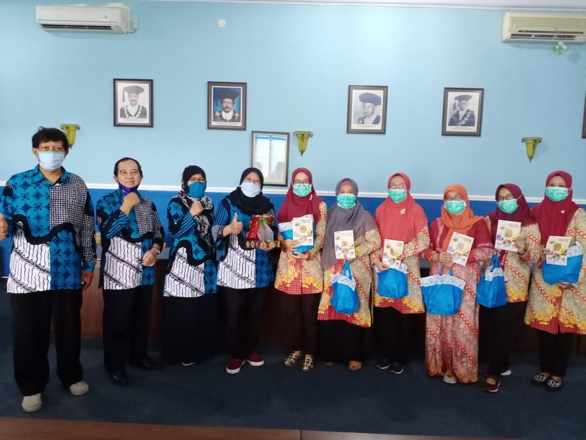 Teknik Kimia IST AKPRIND Terima Kunjungan Studi Banding Univesitas Wahid Hasyim