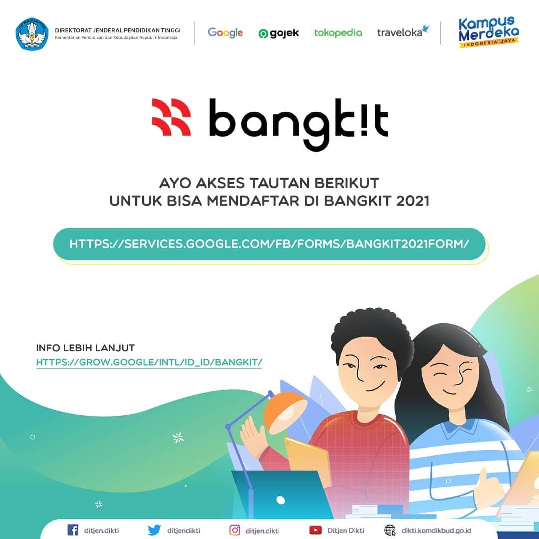 PENGUMUMAN: Program Indonesia Bangkit 2021 dari Dirjen Pendidikan Tinggi-Kemdikbud