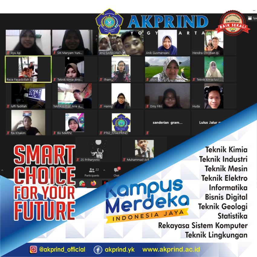 Pelepasan Calon Wisudawan/Wisudawati Teknik Kimia Periode Januari 2021 secara Online, Selamat Berkarya!